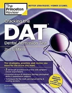 Cracking the DAT (Dental Admission Test), 2nd Edition (Graduate School Test Preparation)