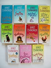 Janet Evanovich (Set of 11) Back to Bedroom; Smitten; Wife for Hire; Rocky Road to Romance; Thanksgiving...