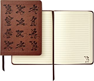 Hallmark Hardcover Journal with Lined Pages (Disney Mickey Mouse)