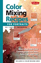 Powell, W: Color Mixing Recipes for Portraits