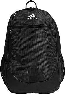 adidas Unisex Foundation Backpack, Black, ONE SIZE