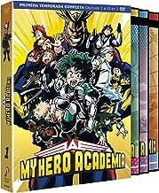 MY HERO ACADEMIA Temporada 1. Episodios 1 a 13. [DVD]
