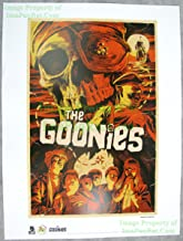 The Goonies 30th Anniversary Francesco Francavilla Poster Limited to 1,000