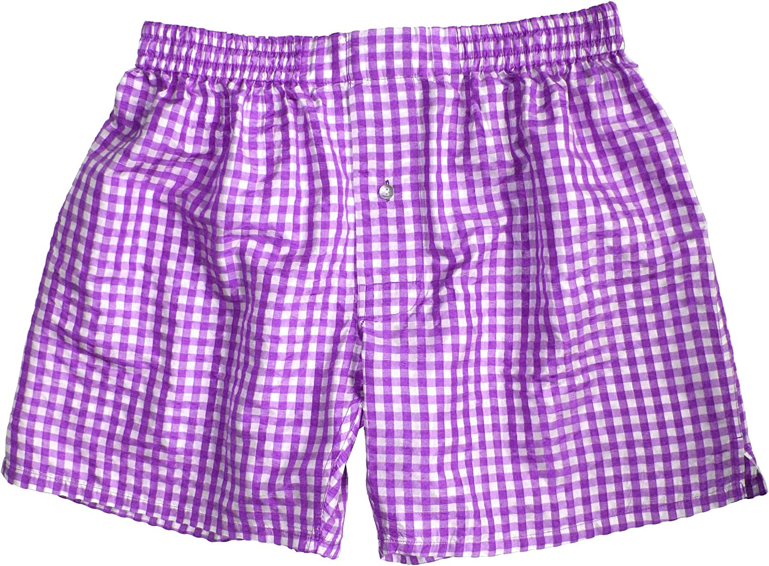 Fabulous Men's Madras Ranking TOP18 Silk Boxers Recommended by – Royal Superb Stripes