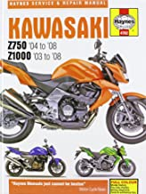 Best kawasaki z1000 manual 2008 Reviews
