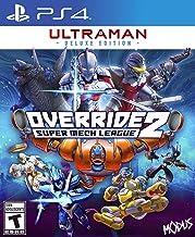 لعبة اوفر رايد 2: اصدار ديلوكس من لعبة الترا مان لمنصة العاب الفيديو Playstation 4 (بي اس 4)