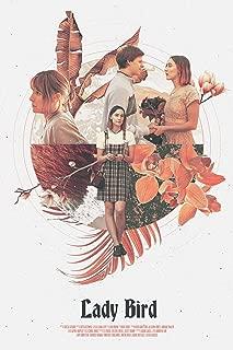 newhorizon Lady Bird Movie Poster 17'' x 25'' NOT A DVD