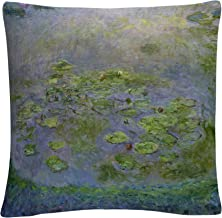 Trademark Fine Art AA00654-PIL1616 Monet 'Nympheas Waterlilies' 16