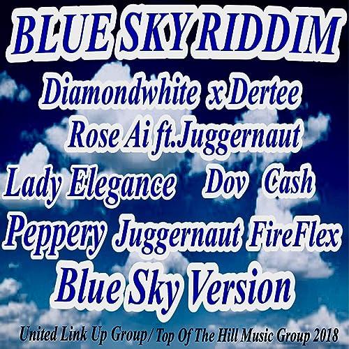 Blue Sky Riddim Instrumental by Juggernaut on Amazon Music