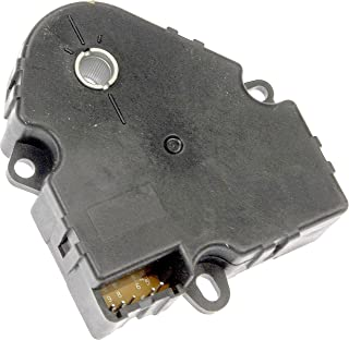 APDTY 715251 Main HVAC Air Blend Door Actuator Fits All 3 Positions On Select 2007-2012 Buick Enclave Chevrolet Traverse GMC Acadia Saturn Outlook (Replaces 15232218, 20826182, 25782069)