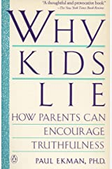 Why Kids Lie: How Parents Can Encourage Truthfulness Capa comum