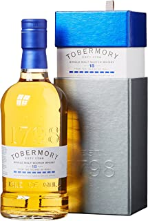 Tobermory 18 Years Old mit Geschenkverpackung Whisky 1 x 0.7 l