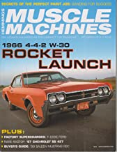 Hemmings Muscle Machines December 2016 1966 4-4-2 W-30 Rocket Launch