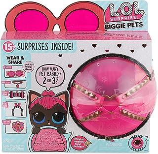 L.O.L. Surprise Biggie Pet- Spicy Kitty