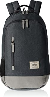 Gear Classic 25 ltrs Charcoal Grey and Grey Casual Backpack (BKPCAMPS83804)