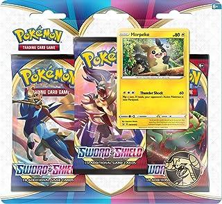 Pokémon TCG: Sword & Shield 3 Booster Blister Pack