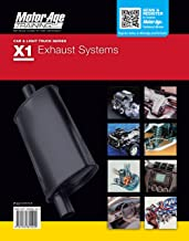 ASE X1 Test Prep - Exhaust Systems Certification Study Guide & Practice Tests (Motor Age Training)