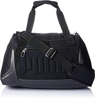 PUMA Gym Duffle Bag, Puma Black