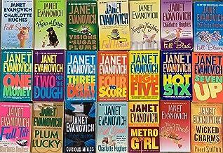 Janet Evanovich Romance Novel Collection 21 Book Set