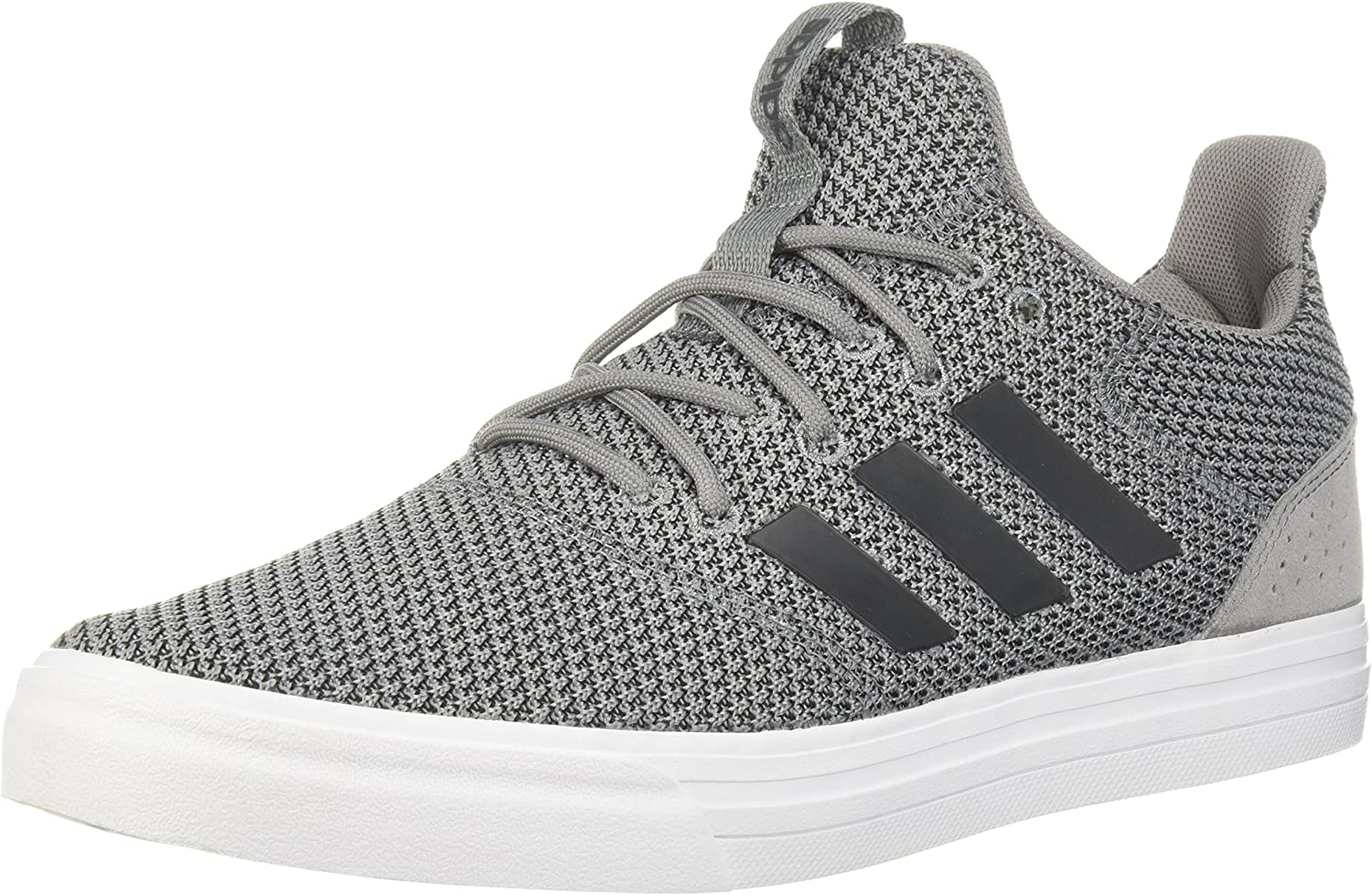 Adidas Men's Stealth, Core Black Grey Five Carbon, 14 M US