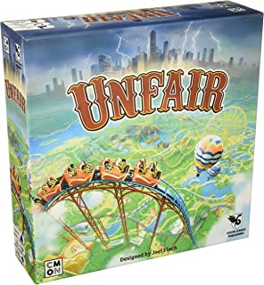 Good Games Publishing Unfair