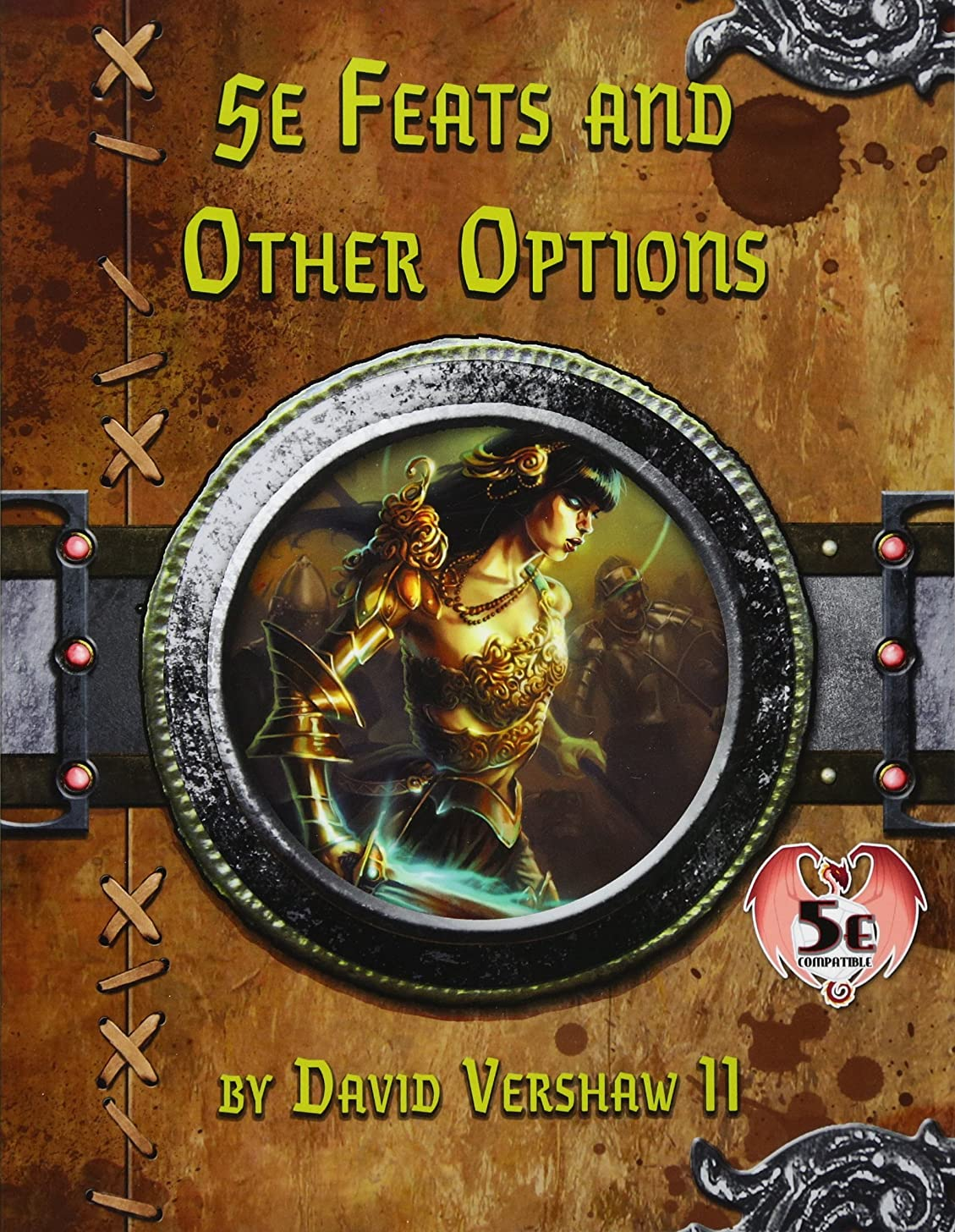 5e Feats and Other Options: Dungeons and Dragons 5e