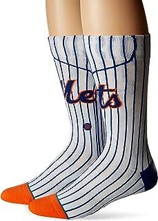 Stance Men's Mets Home Sock