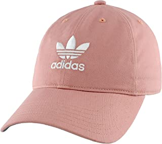 Women's Relaxed Adjustable Strapback Cap, Pink Spirit, ONE SIZE