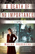 A Death of No Importance: A Novel (A Jane Prescott Novel Book 1)
