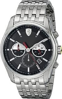 Men's 830197 GTB - C Analog Display Quartz Silver Watch