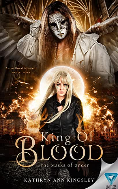 King of Blood (The Masks Of Under Book 4) (English Edition)