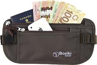 Money Belt With RFID Blocking Technology (Brown)