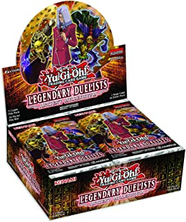 Yu-Gi-Oh! TCG: Legendary Duelists - Ancient Millennium Booster Display Box