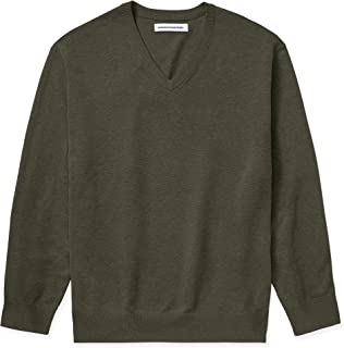 Men's Big & Tall V-Neck Sweater fit by DXL
