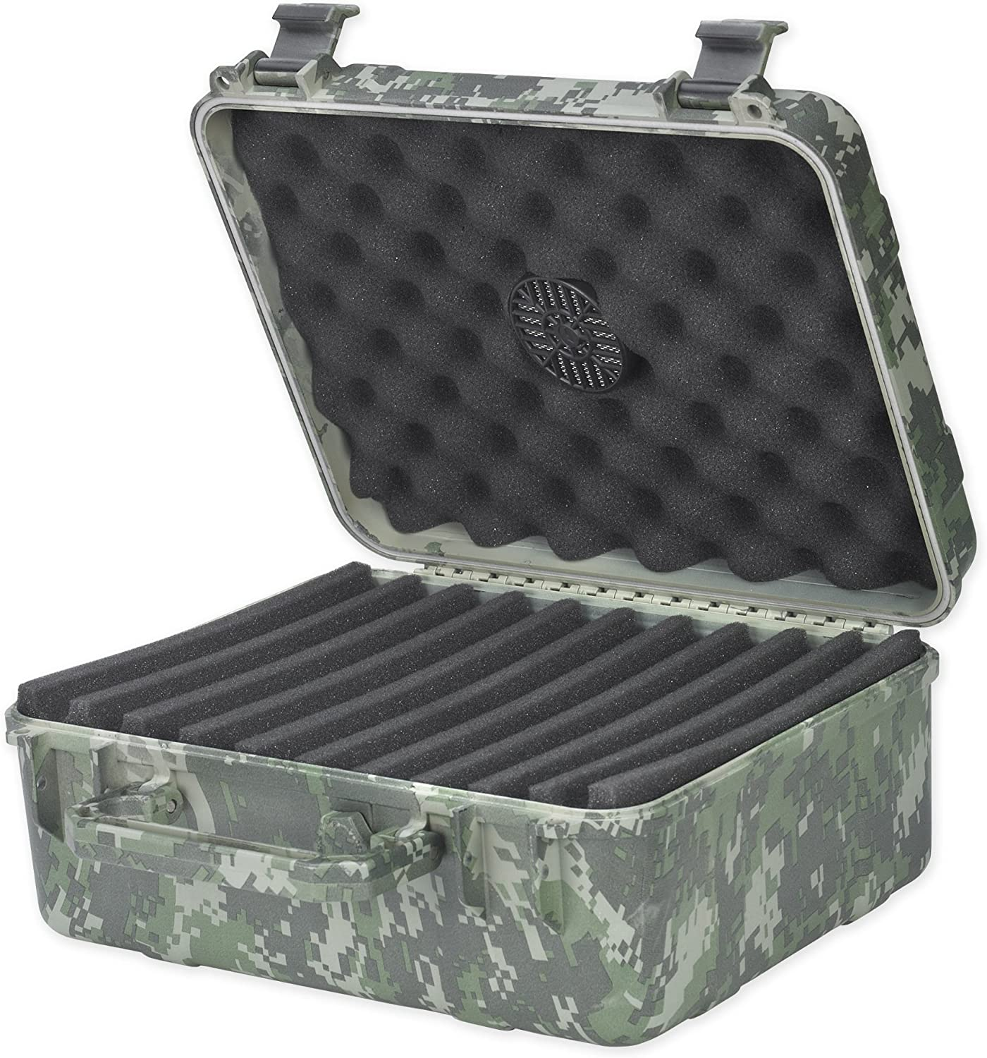 Cigar Caddy 40Stick Humidor, Camo