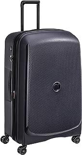 Delsey Paris Belmont Plus 82 cm 4 Wheels Trolley Suitcase (Hardside), Anthracite (00386183001)