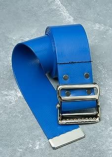 Gaitbelt.com VINYL GAIT BELT (60, VINYL-BLUE)