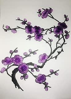 Non Noble Cloth Patch & Sticker For Unisex Medium Purple