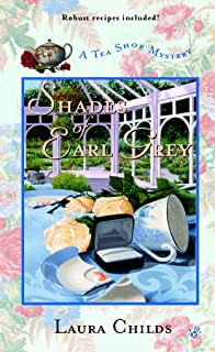 Shades of Earl Grey (A Tea Shop Mystery)