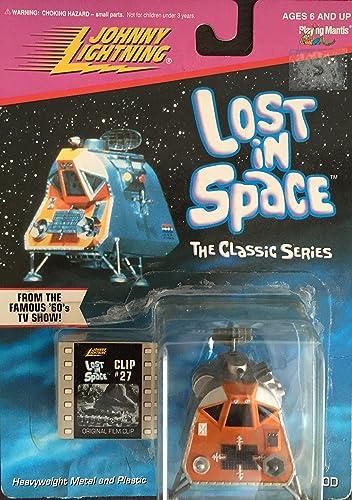 Los mejores precios y los estilos más frescos. Lost In In In Space Lot Johnny Lightning Space Pod by Johnny Lightning  primera vez respuesta