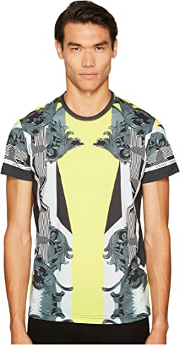 Versace Jeans - Baroque Print T-Shirt