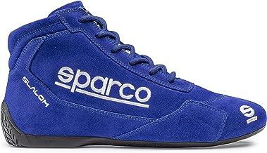 SPARCO (スパルコ) レーシングシューズ SLALOM RB-3.1 サイズ39 カラーBLUE 00126439AZ