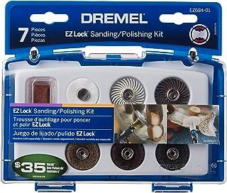 Dremel EZ684-01 Kit de lixamento e polimento EZ Lock