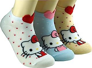 Calcetín para mujer Hello Kitty