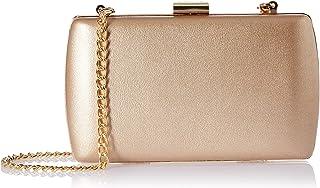 Lavie Ava Women's Clutch  (Gold)