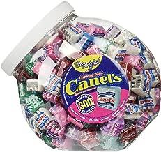 Canel's The Original Chewing Gum 6 Flavors Assortment 300 Count Tub NET WT 3 Lbs 4.91 OZ