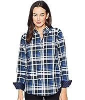 Non Iron Broadcloth Long Sleeve Shirt