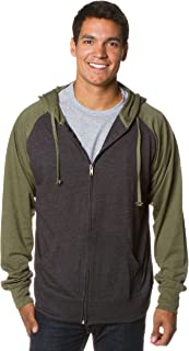 green lantern zip up hoodie