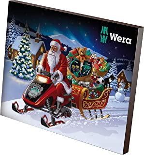 Wera Advent Calendar 2019, 25 Pieces