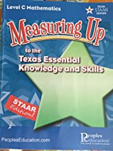 Measuring Up Texas STAAR Edition Level C Mathematics